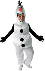 Kinder Kostuum Olaf - Frozen