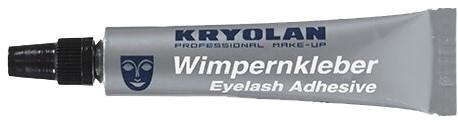 Wimperlijm Waterproof Kryolan Wit 8ml