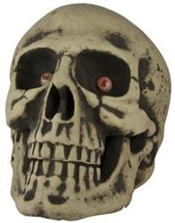Deco Skull 39cm + licht