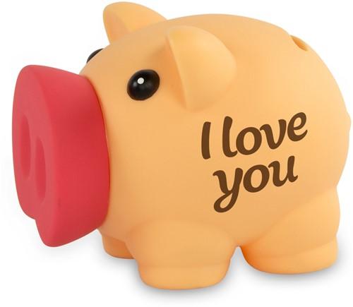 Spaarvarken Love You!