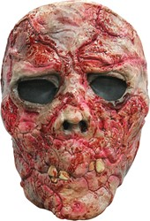 Bloody Zombie Masker Latex (gezichtsmasker)