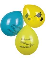 Ballonnen Geslaagd 6st