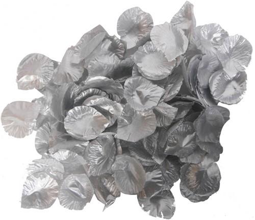 Rozenblaadjes de Luxe Zilver