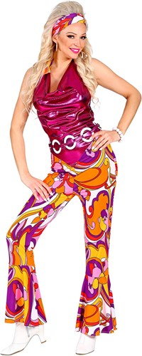 Jumpsuit Disco Seventies Queen