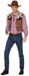 Cowboy Hemd + Vest Luxe