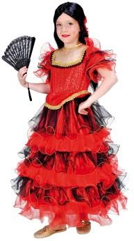Spaanse Jurk Luxe voor meisjes
