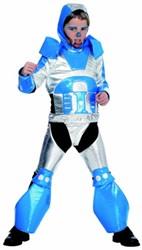Kinderkostuum Robot