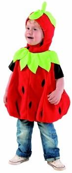 Kostuum Aardbei Baby