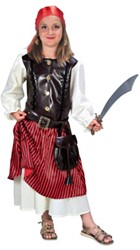 Piraten meisje Luxe
