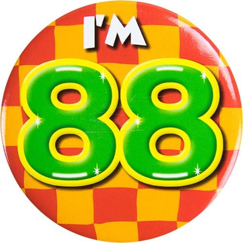 Button 88 jaar