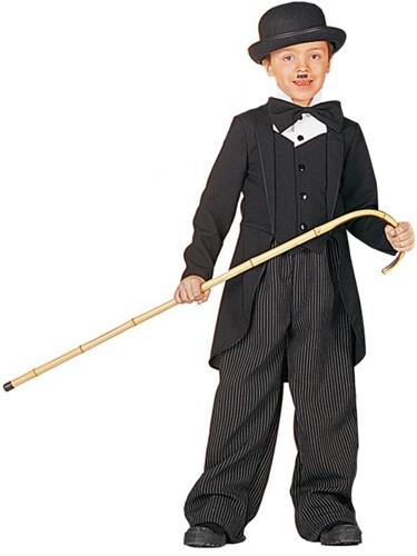 Charlie Chaplin Kostuum voor kinderen