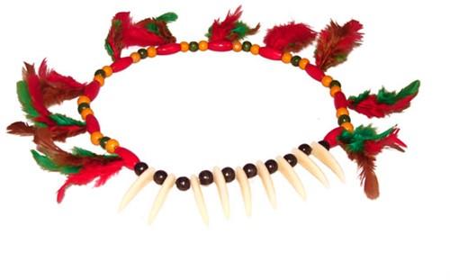 Halsketting Indiaan