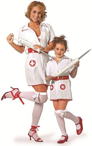 Sexy Verpleegsterspakje voor dames