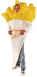 Puntzak Friet Kostuum