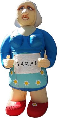 Opblaasbare Sarah Type 5 (verhuur)