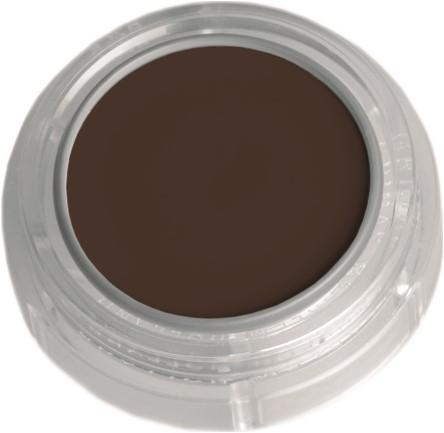 Grimas Creme Make-Up 1001 Donkerbruin (2,5ml)