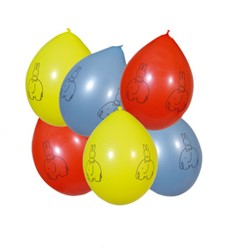 Ballonnen Nijntje 6st