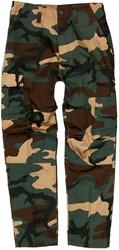 Leger Camouflagebroek voor kinderen