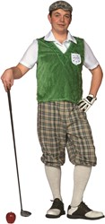 Herenkostuum Golf Player