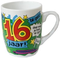 Mok 16 jaar! nr1