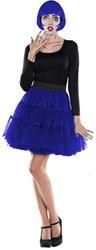 Tulen Petticoat Blauw Rok