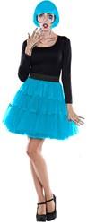 Tulen Petticoat Turquoise Rok