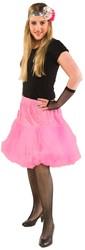 Tulen Petticoat Roze Rok