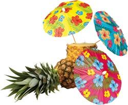 Cocktail Parasols Hawai 6st