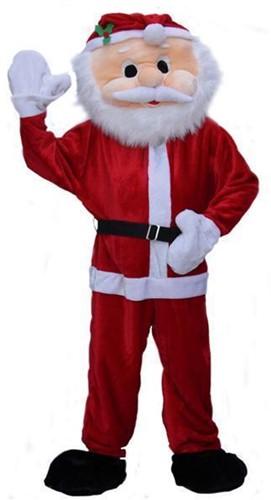 Mascotte Kerstman Luxe