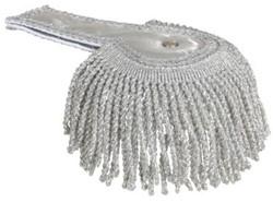 Epauletten Zilver Luxe (2st)