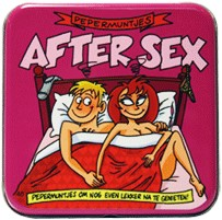 Pocket Tin After Sex