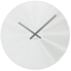 Wall Clock Disc Alu