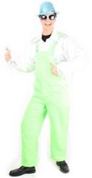 Tuinbroek Fluor Groen