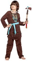 Indianenpakje Cheveyo voor jongens