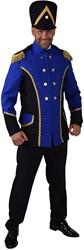 Heren Colbert Harmonie Blauw