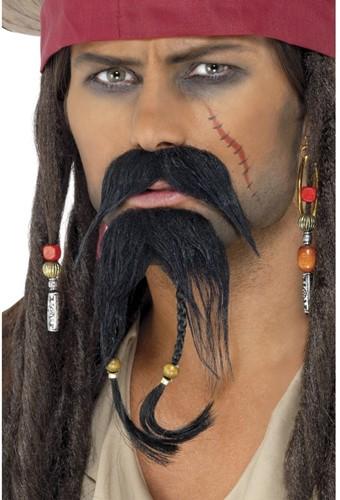 Piraten Snor + Baard