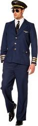 Piloten Kostuum Luxe voor heren