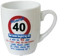 Mok Hoera 40 jaar!