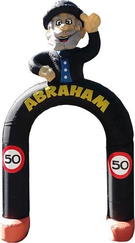 Opblaasbare Abraham Boog (verhuur)