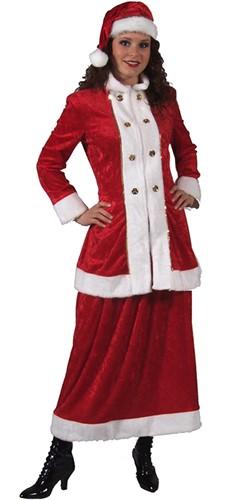 Kerstdame de Luxe