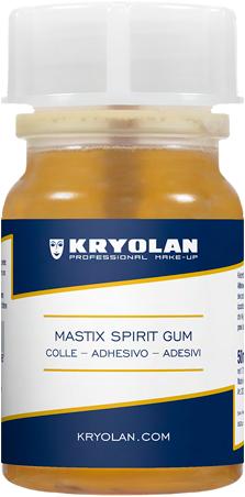 Mastix Spirit Gum Kryolan 50ml