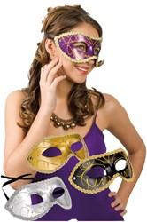 Masker Gabriella Zwart