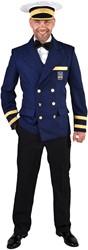 Kapiteins Colbert Blauw Luxe