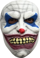 Clown Masker Zack Latex (gezichtsmasker)