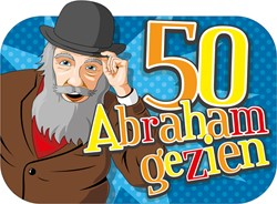Decoratie 50 Abraham Gezien
