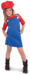 Jurkje Super Mario voor meisjes