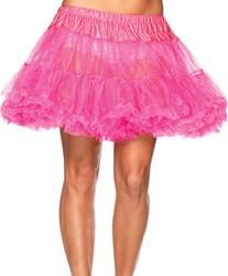 Petticoat Roze (2 laags)