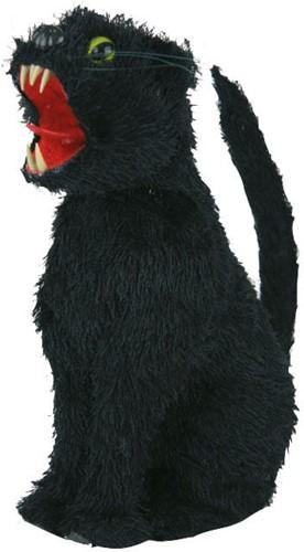 Kat Zwart 28cm