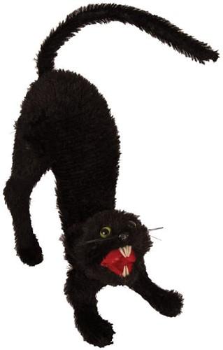 Kat Zwart 34cm