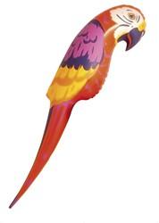 Opblaasbare Papegaai 116cm